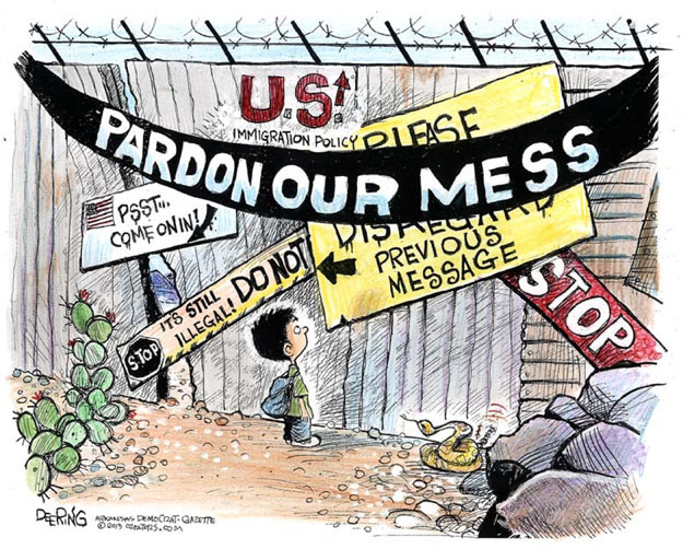 Immigration Mess